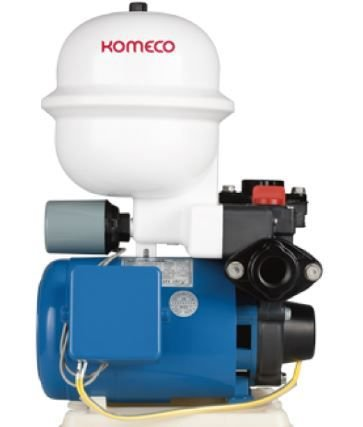 Pressurizador de Água Modelo TP825 1/2cv Bivolt Komeco
