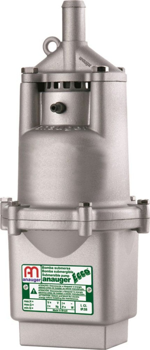 Bomba Submersa Modelo Ecco 300W 220v Anauger