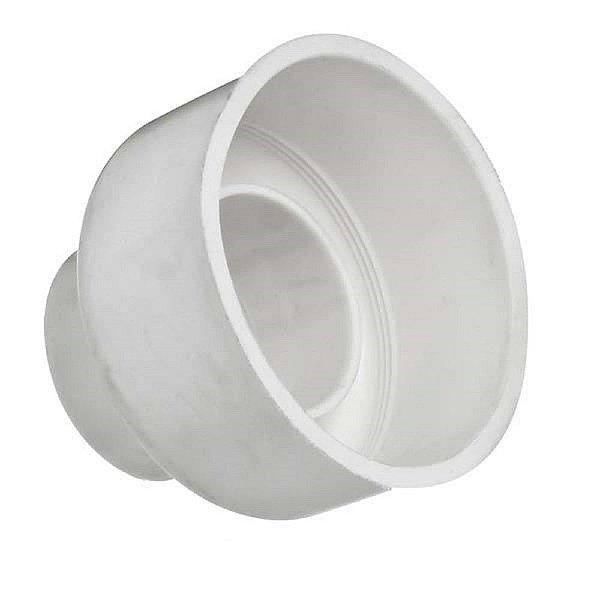 Bolsa Branca de Ligação para Vaso Sanitário 1.1/2 Luconi