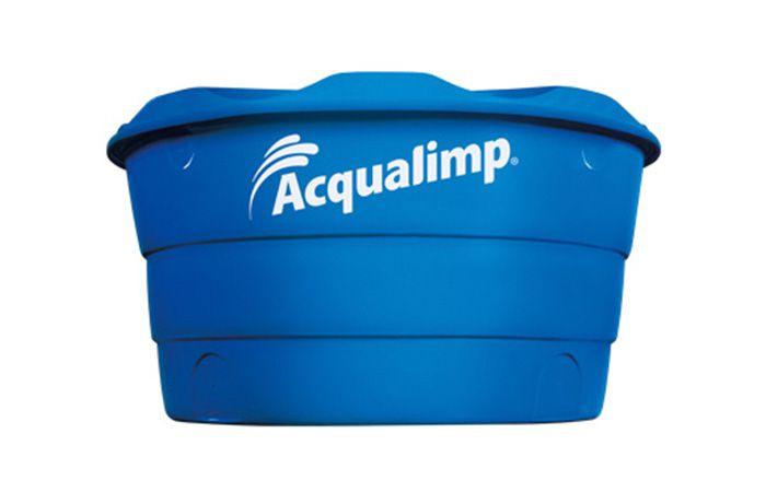 Caixa D'Água Dupla Proteção 1.000L Acqualimp