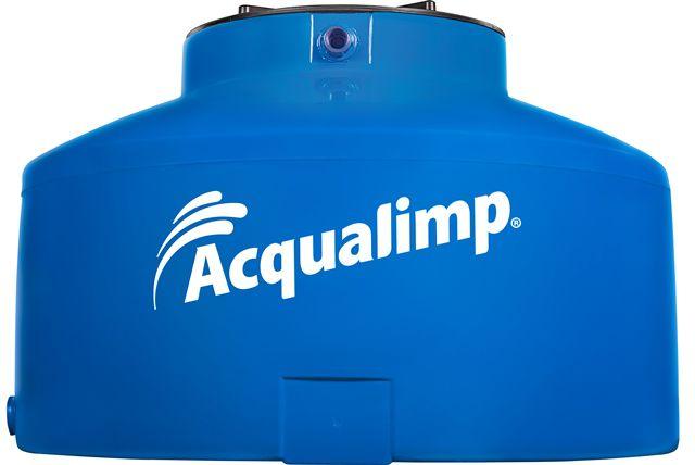 Caixa D'Água Água Protegida 2.500L Acqualimp
