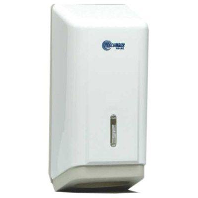 Dispenser de Papel Higiênico Interface KA-2000 ABS Branco Columbus