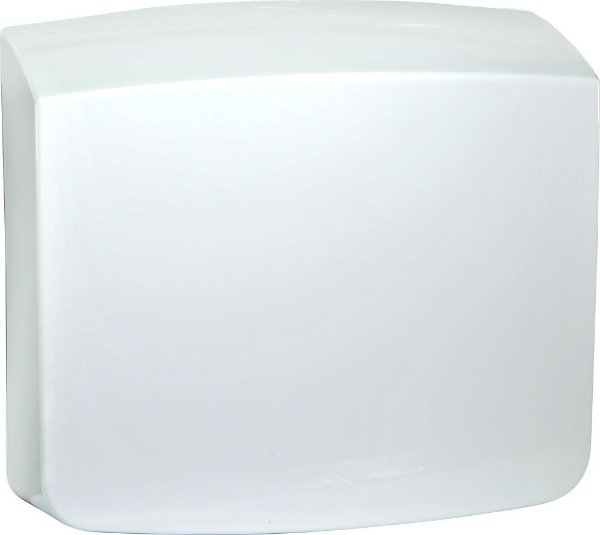Dispenser de Papel Toalha Interfolhas ABS Branco Meta