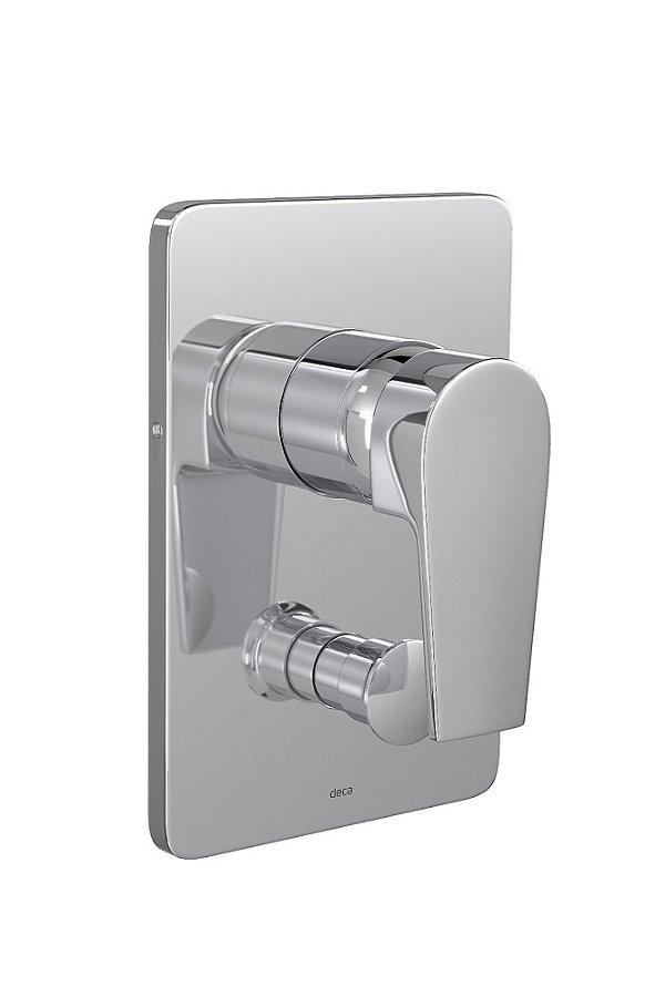 Acabamento Misturador Monocomando 4 Vias Level 4994 C26 Deca
