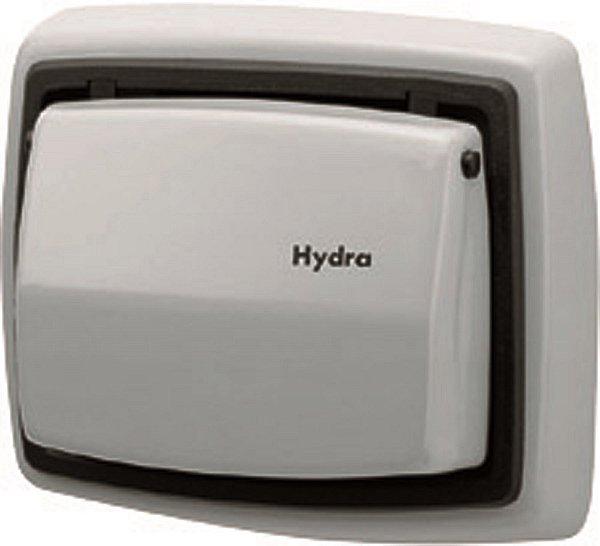 Acabamento para Válvula Hydra Max Cinza Deca