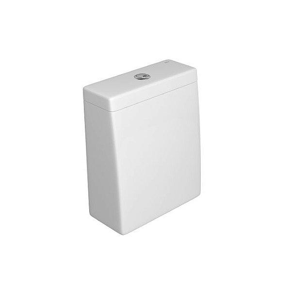 Caixa Acoplada com Acionamento Duo Lk CD.23F.17 Branco Deca