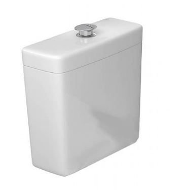 Caixa Acoplada CDC-01F GE17 Dual Flux Vogue Plus Conforto Branca Deca