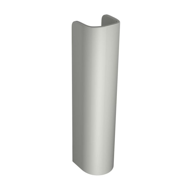 Coluna para Lavatório Universal C-1 CZ87 Médio Cinza Deca