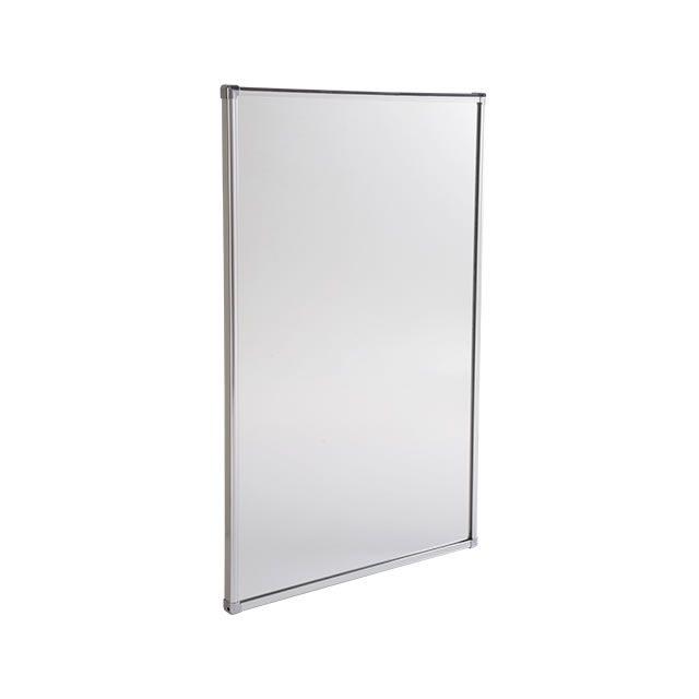 Espelheira Alumínio Lisa 60x40cm LB5 Astra