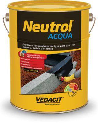Neutrol Acqua 18 litros Otto Baumgart