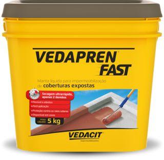 Vedapren Fast Concreto 5 kg Otto Baumgart
