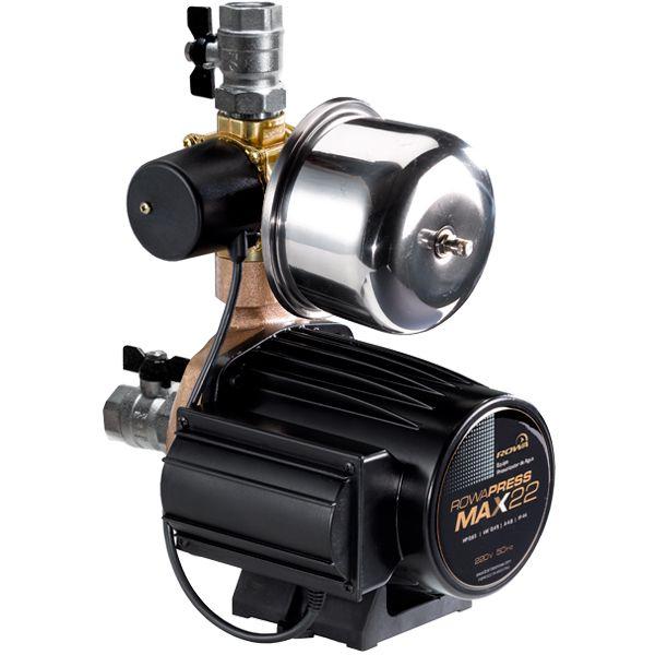 Pressurizador Max Press 22 220v Rowa