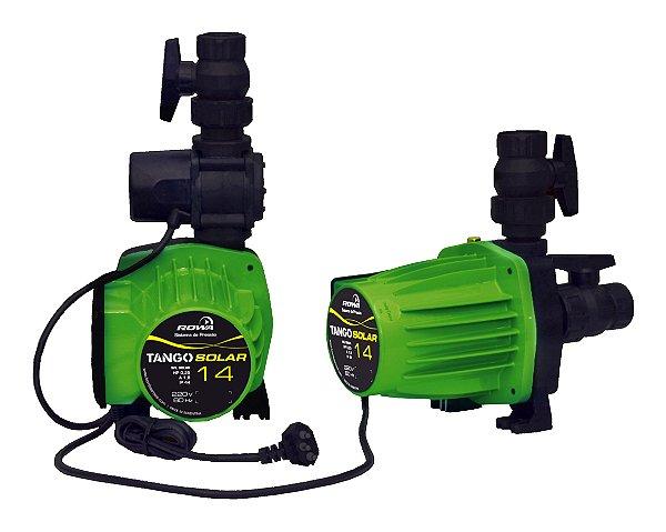 Pressurizador Tango Solar 14 220v Rowa