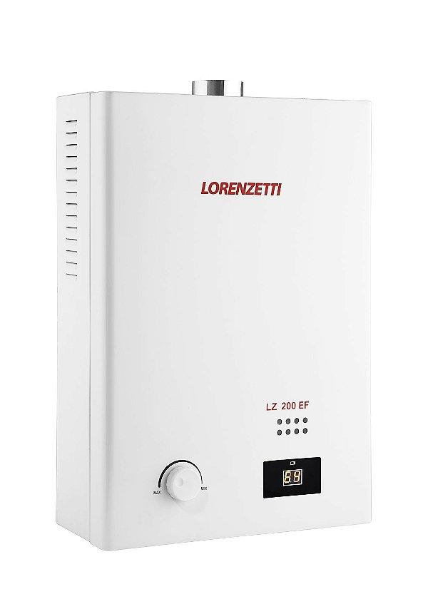 Aquecedor à Gás LZ-200 EF Glp 20,0L Lorenzetti
