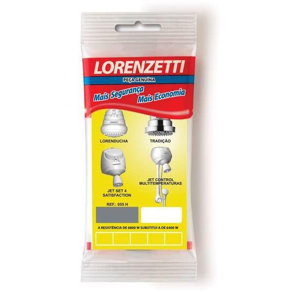 Resistência 055-H 6800w 220v Lorenzetti