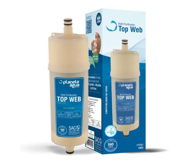 Refil Top Web Cód.1023 Planeta Água