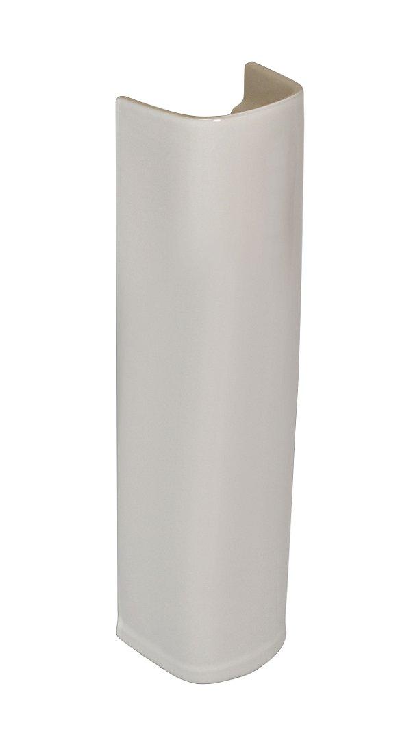Coluna para Lavatório Prímula Plus Longa Branca Fiori