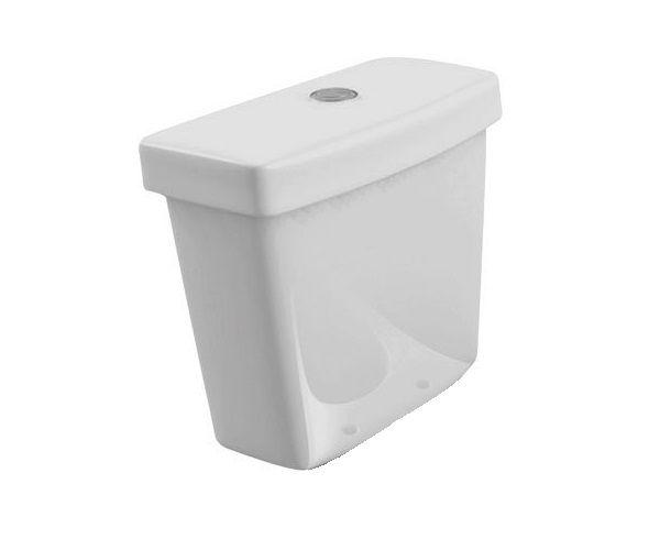 Caixa Acoplada Amarilis Eco System Branca Fiori