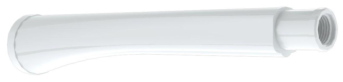 Super Cano para Chuveiro 30cm Branco AC002 Cardal