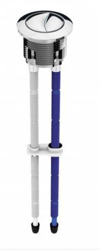 Acionador para Caixa Acoplada Dual Flush Roca 9546 Censi