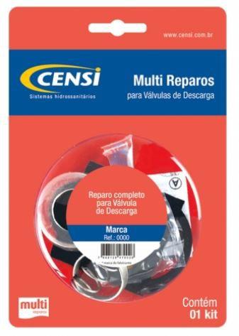 Reparo para Válvula Deca/Hydra 2520/2530 1.1/4 1036 Censi