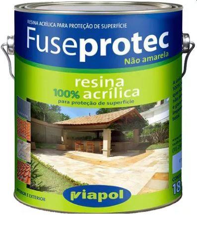 Fuseprotec Semi-Brilho 3,6 litros Viapol