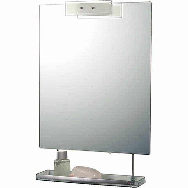 Espelho Cris-Pratic 50x71cm Ref.529 Cris-Metal