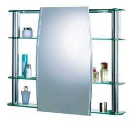 Espelho Cris-Slip 80x64cm Ref.1300 Cris-Metal