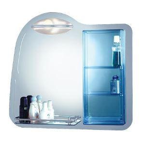 Espelho Young Class 71x78cm Ref.305 Cris-Metal