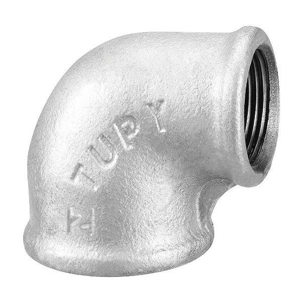 Cotovelo 90° Redução Galvanizado Tupy