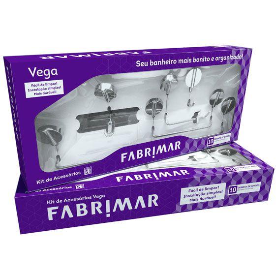 Kit de Acessórios 5 peças 5000 Vega Fabrimar