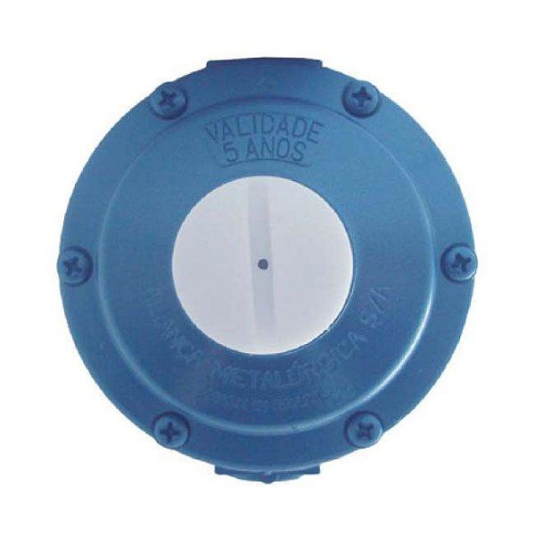 Regulador de Gás Semi-Industrial 7kg/h 506/03 Aliança