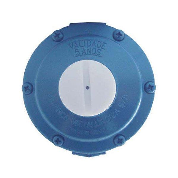 Regulador de Gás Semi-Industrial 7kg/h 506/27 Aliança