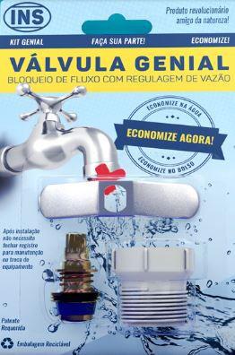 "Válvula Genial 1/2"" INS"