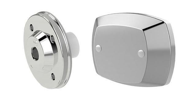 Kit Completo para Converter Válvula de Descarga de Parede em Caixa Acoplada 340365  Blukit