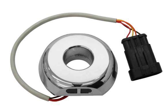 Canopla com Sensor Torneira Decalux 4124.012 Deca
