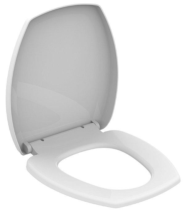 Assento Sanitário Smart Modelo Thema PP Branco Tigre
