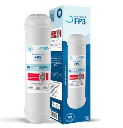 Refil FP3 Cód.1074 Planeta Água