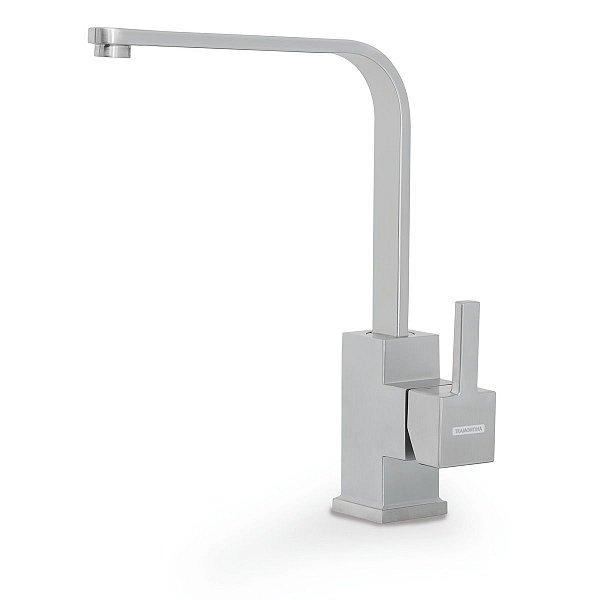 Misturador Monocomando para Cozinha em Inox Linea 94520/014 Tramontina