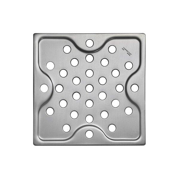 Grelha Quadrada Inox 10cm 94535/002 Tramontina