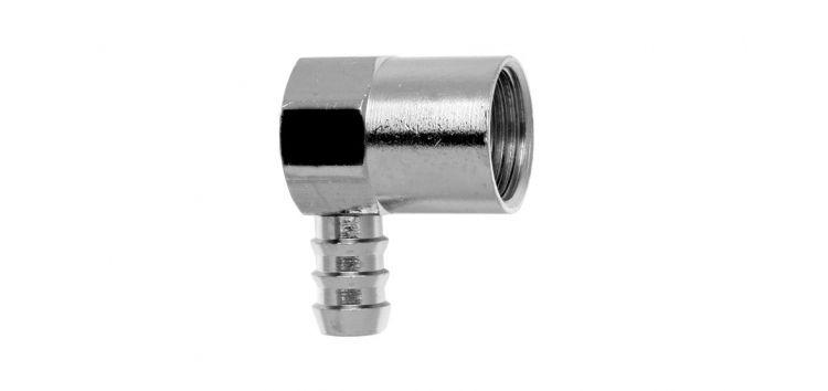 """Adaptador Vertical para Instalação de Gás 1/2""""(F) x 3/8 180105 Blukit"""