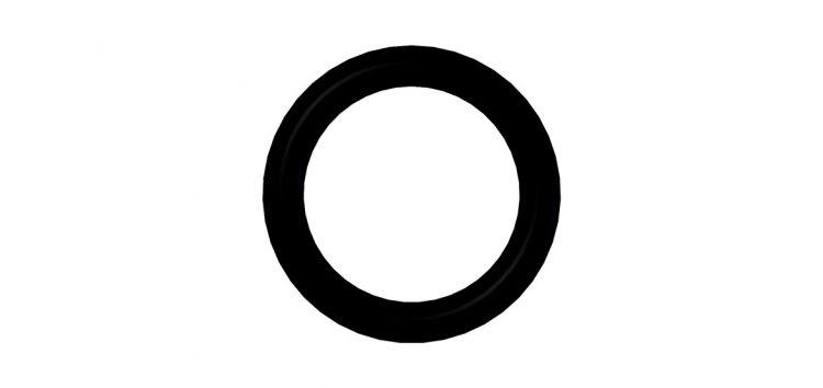 Anel O'Ring para Registro e Torneira 14mm 100805 Blukit