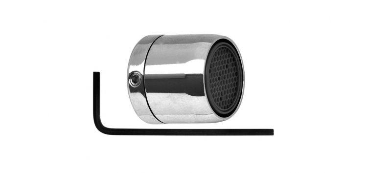 Arejador Completo Metal para Torneira Tubular sem Rosca 100613 Blukit
