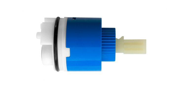 Mecanismo para misturador monocomando de torneira, lavatório, cozinha e ducha Deca 300102 Blukit