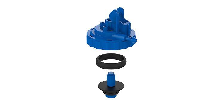 Reparo para Mecanismo de Entrada para Caixa Acoplada 340202 Blukit
