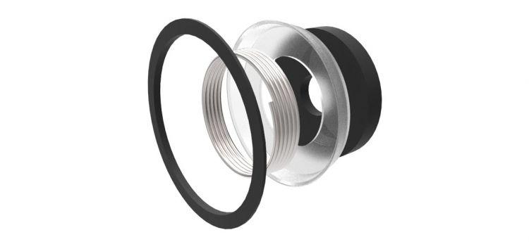 "Kit Reparo para Válvula de Descarga Hydra Luxo/Master 1 1/2"" 349411 Blukit"