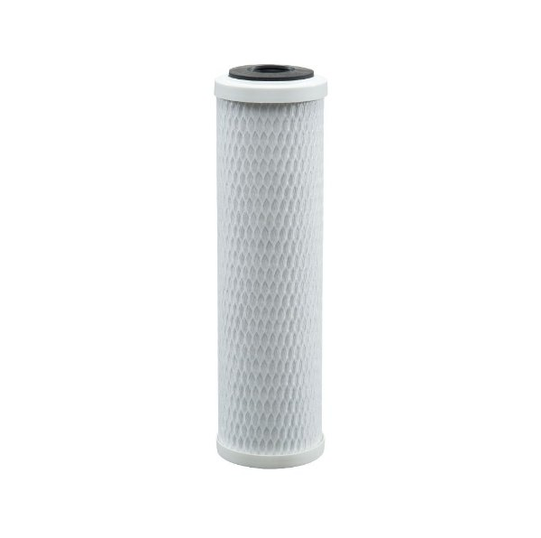 """Refil para Ponto de Uso 9.3/4"""" Carbon Block 902-0009 Hidrofiltros"""
