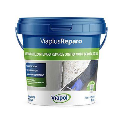 Viaplus Reparo 4kg Viapol