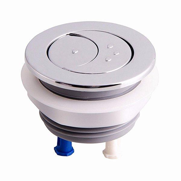 Botão de Acionamento Superior Duplo Acionamento para Caixa Acoplada MBD Astra