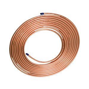 Tubo de Cobre Flexível para gás (metro) Eluma